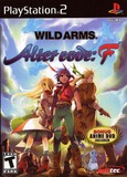 Wild Arms: Alter Code F (PlayStation 2)