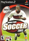 World Tour Soccer 2003 (PlayStation 2)