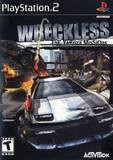 Wreckless: The Yakuza Missions (PlayStation 2)