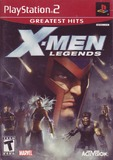 X-Men Legends -- Greatest Hits (PlayStation 2)