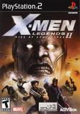 X-Men Legends II: Rise of Apocalypse (PlayStation 2)