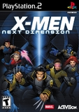X-Men: Next Dimension (PlayStation 2)