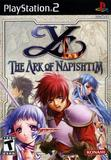 Ys VI: The Ark of Napishtim (PlayStation 2)