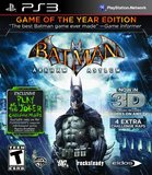 Batman: Arkham Asylum -- Game of the Year Edition (PlayStation 3)