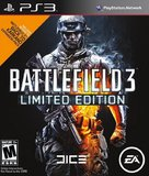Battlefield 3 -- Limited Edition (PlayStation 3)