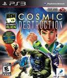Ben 10: Ultimate Alien: Cosmic Destruction (PlayStation 3)