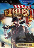 BioShock Infinite -- Premium Edition (PlayStation 3)