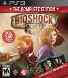 BioShock Infinite -- The Complete Edition (PlayStation 3)
