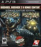 BioShock: Ultimate Rapture Edition (PlayStation 3)