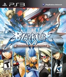 BlazBlue: Continuum Shift (PlayStation 3)
