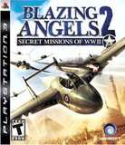 Blazing Angels 2: Secret Missions of WWII (PlayStation 3)