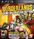 Borderlands -- Game of the Year Edition (PlayStation 3)