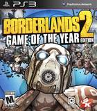 Borderlands 2 -- Game of the Year Edition (PlayStation 3)