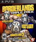 Borderlands Triple Pack (PlayStation 3)