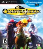 Champion Jockey: G1 Jockey & Gallop Racer (PlayStation 3)