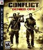 Conflict: Denied Ops (PlayStation 3)