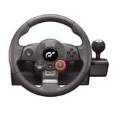 Controller -- Logitech Driving Force GT Racing Wheel (PlayStation 3)