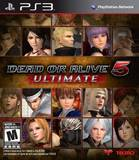 Dead or Alive 5: Ultimate (PlayStation 3)