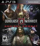 Deadliest Warrior: Ancient Combat (PlayStation 3)