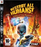 Destroy All Humans!: Path of the Furon (PlayStation 3)