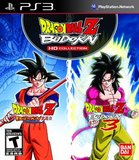 Dragon Ball Z: Budokai HD Collection (PlayStation 3)