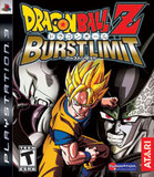 Dragon Ball Z: Burst Limit (PlayStation 3)