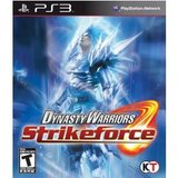 Dynasty Warriors: Strikeforce (PlayStation 3)