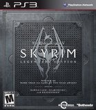 Elder Scrolls V: Skyrim, The -- Legendary Edition (PlayStation 3)
