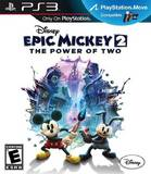 Epic Mickey 2: The Power of Two (PlayStation 3)