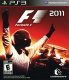 F1 2011 (PlayStation 3)