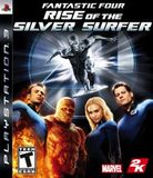 Fantastic Four: Rise of the Silver Surfer (PlayStation 3)