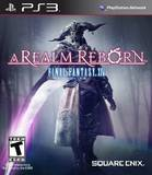 Final Fantasy XIV: A Realm Reborn (PlayStation 3)