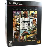 Grand Theft Auto V -- Collector's Edition (PlayStation 3)