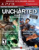 Greatest Hits Dual Pack: Uncharted (PlayStation 3)