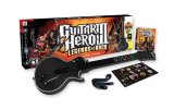 Guitar Hero III: Legends of Rock w/Guitar Controller (PlayStation 3)