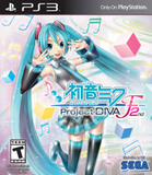 Hatsune Miku: Project Diva F 2nd (PlayStation 3)