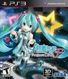 Hatsune Miku: Project Diva F (PlayStation 3)