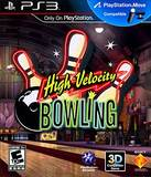High Velocity: Bowling (PlayStation 3)