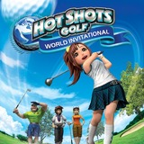 Hot Shots Golf: World Invitational (PlayStation 3)