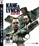 Kane & Lynch: Dead Men (PlayStation 3)