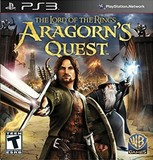 Lord of the Rings: Aragorn's Quest (PlayStation 3)