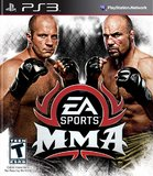 MMA (PlayStation 3)