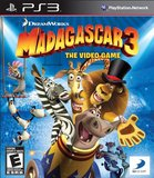 Madagascar 3: The Video Game (PlayStation 3)