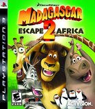 Madagascar: Escape 2 Africa (PlayStation 3)
