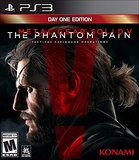 Metal Gear Solid V: The Phantom Pain (PlayStation 3)