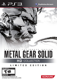 Metal Gear Solid: HD Collection -- Limited Edition (PlayStation 3)