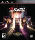 Midway Arcade Origins (PlayStation 3)