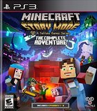 Minecraft Story Mode: The Complete Adventure (PlayStation 3)