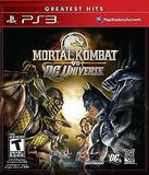 Mortal Kombat vs. DC Universe -- Greatest Hits (PlayStation 3)