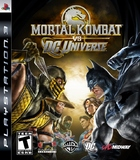 Mortal Kombat vs. DC Universe (PlayStation 3)